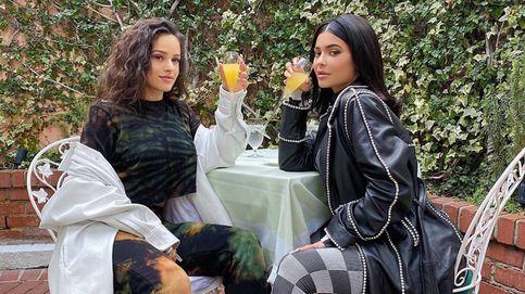Los esenciales de manicura que necesitan Rosalía y Kylie Jenner para su próxima quedada