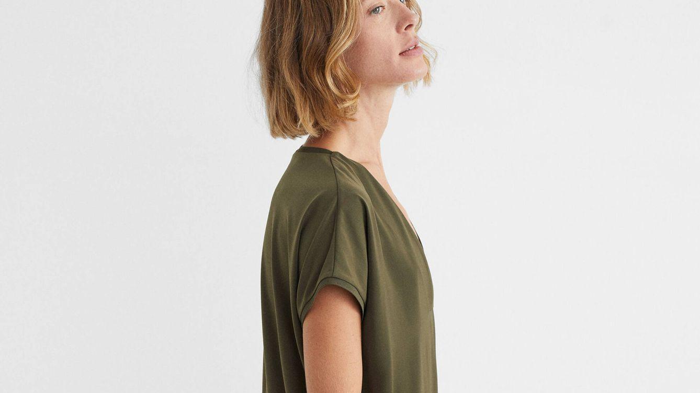 El vestido oversize de Parfois que puedes llevar también como camisa