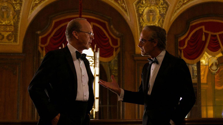 Michael Keaton es Kenneth Feinberg en 'Worth'. (Vértigo)