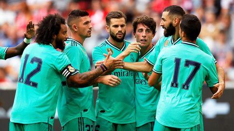 Salzburgo - Real Madrid: horario y dónde ver el partido por televisión (como hará Modric)