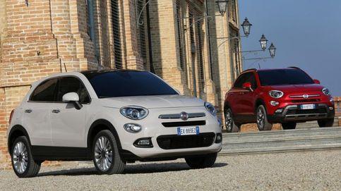 Fiat amplía la gama del 500X en España