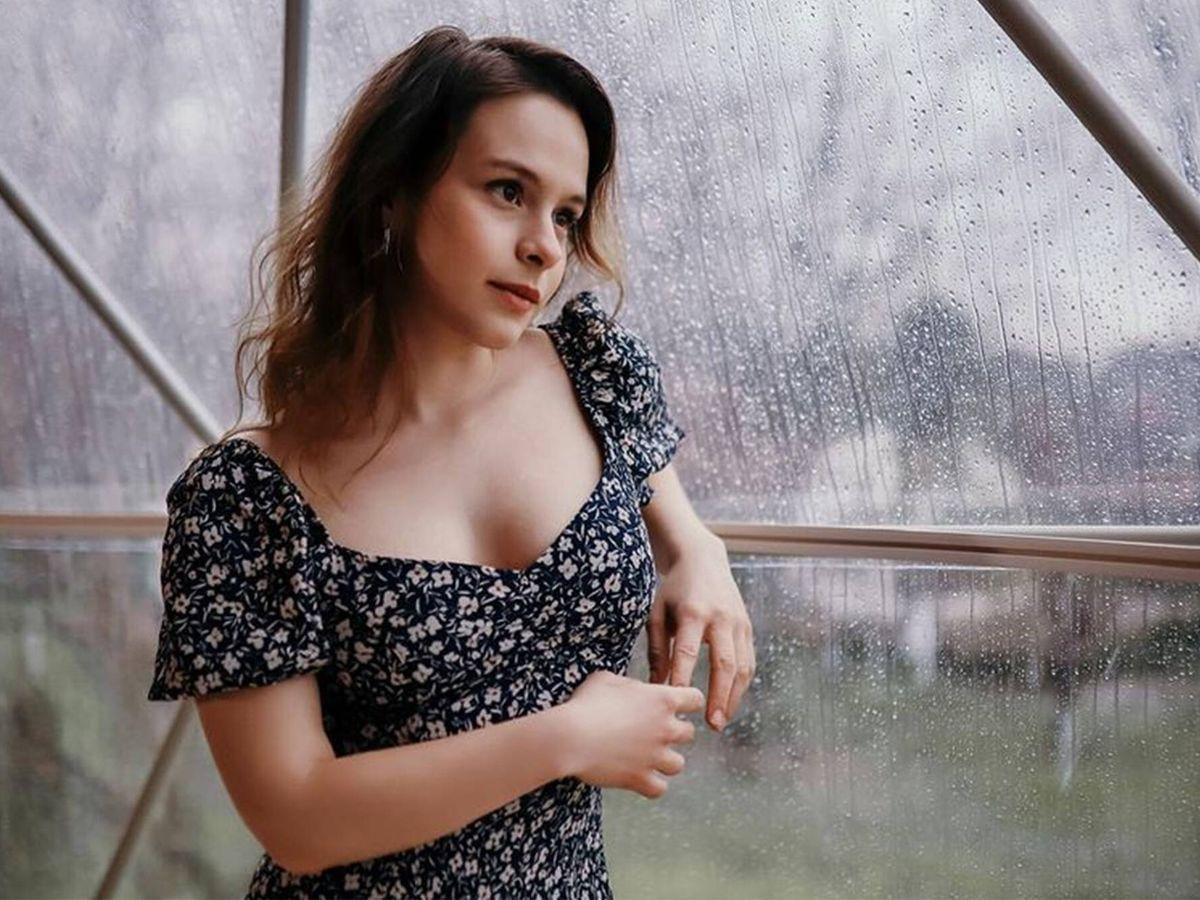 Foto: Gizem Katmer es una de las actrices más jóvenes de 'Inocentes' e interpreta a Neriman. (Instagram @gkatmer)