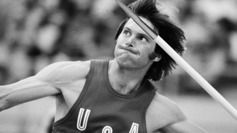Bruce Jenner en los Juegos Olímpicos de 1976