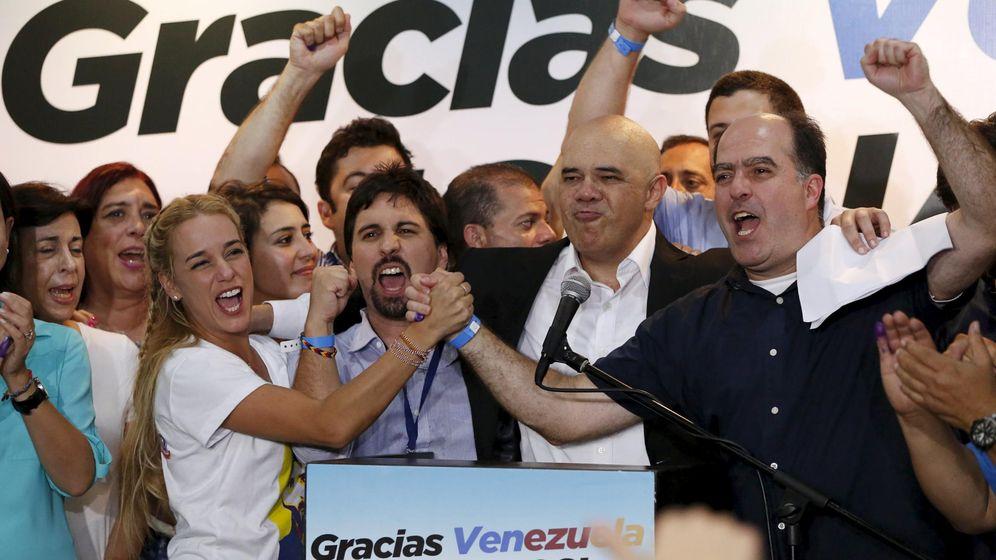 Foto: La jornada electoral en Venezuela, en imágenes