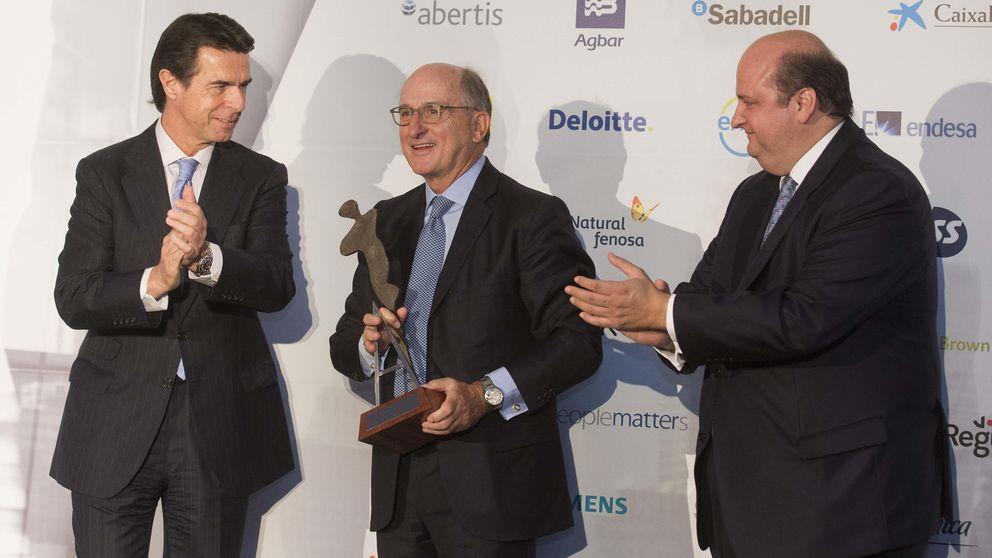 Brufau recibe el Premio AED al mejor directivo de 2014