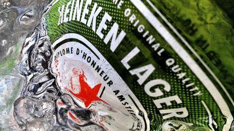 Heineken se baja de sus máximos a pesar de sus mejores ventas