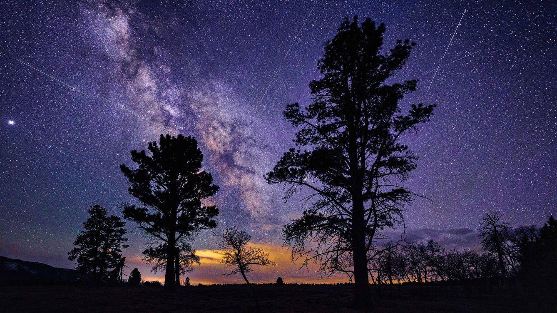 ¿Hasta cuándo se pueden ver las Líridas, la lluvia de estrellas de abril?