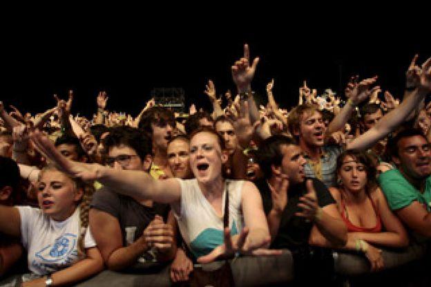 Foto: The Killers hacen tocar techo al FIB y Los Planetas reivindican su categoría