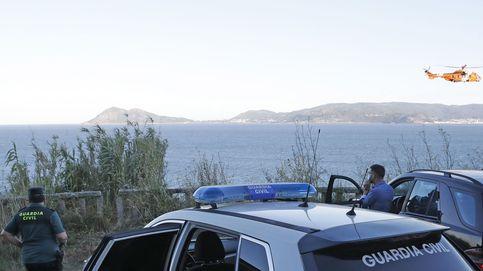 Amplían la búsqueda de dos desaparecidos en un kayak en Porto do Son  (A Coruña)