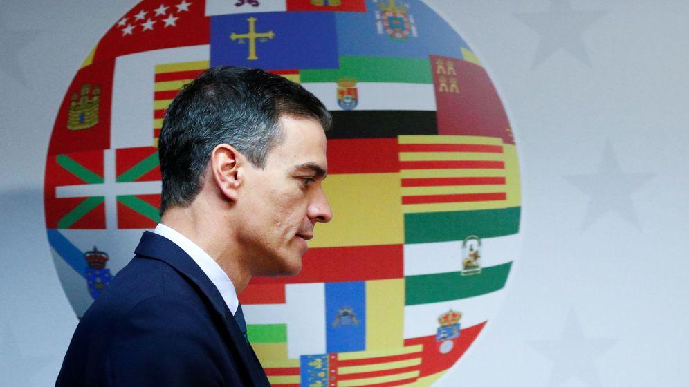 Foto: El presidente del Gobierno en funciones, Pedro Sánchez, este 21 de junio en Bruselas. (Reuters)