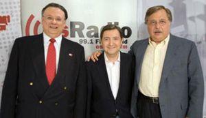 Losantos ya tiene trabajo: lanza su propia radio junto a César Vidal y Luis Herrero