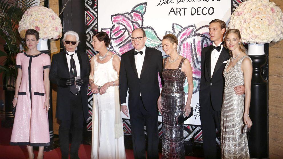 Así fue el glamuroso Baile de la Rosa de Mónaco