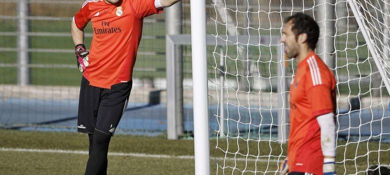 Real Madrid: Casillas 'sueña' con jugar en el Arsenal si al