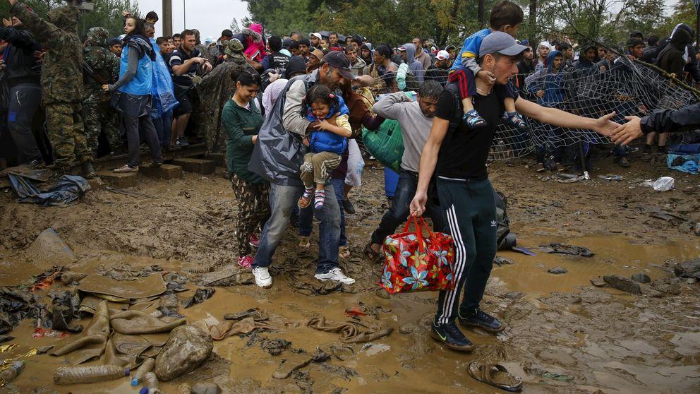 Contra la identidad europea: La crisis de los refugiados fue nuestro 11-S