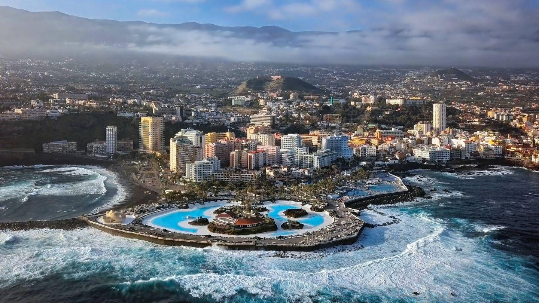 Puerto de la Cruz en Tenerife (Fuente: iStock)