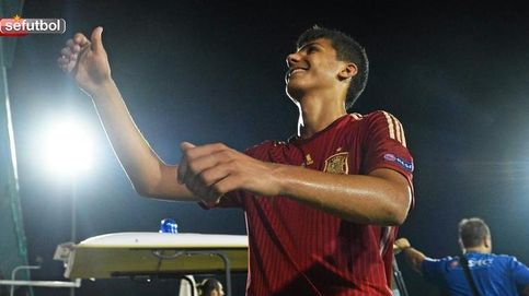 Asensio recupera la magia a tiempo para meter a España en la final