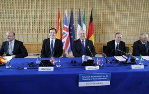 El G5 europeo se conjura contra la 'agresividad' fiscal internacional