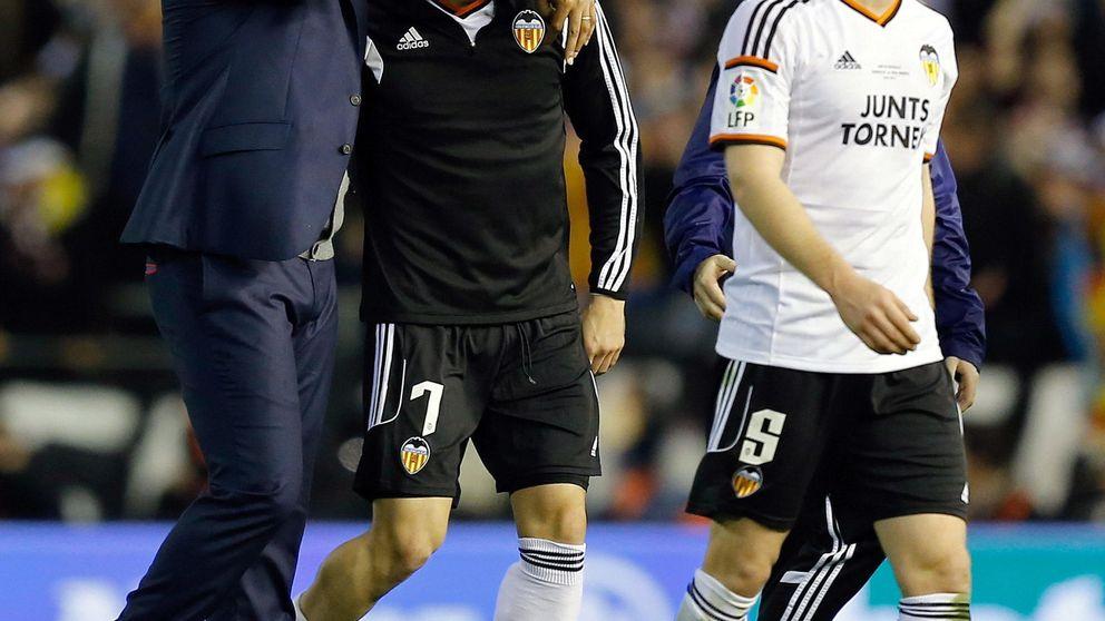 Nuno vuelve a dejar fuera a Negredo en un caso que recuerda al Mou-Casillas