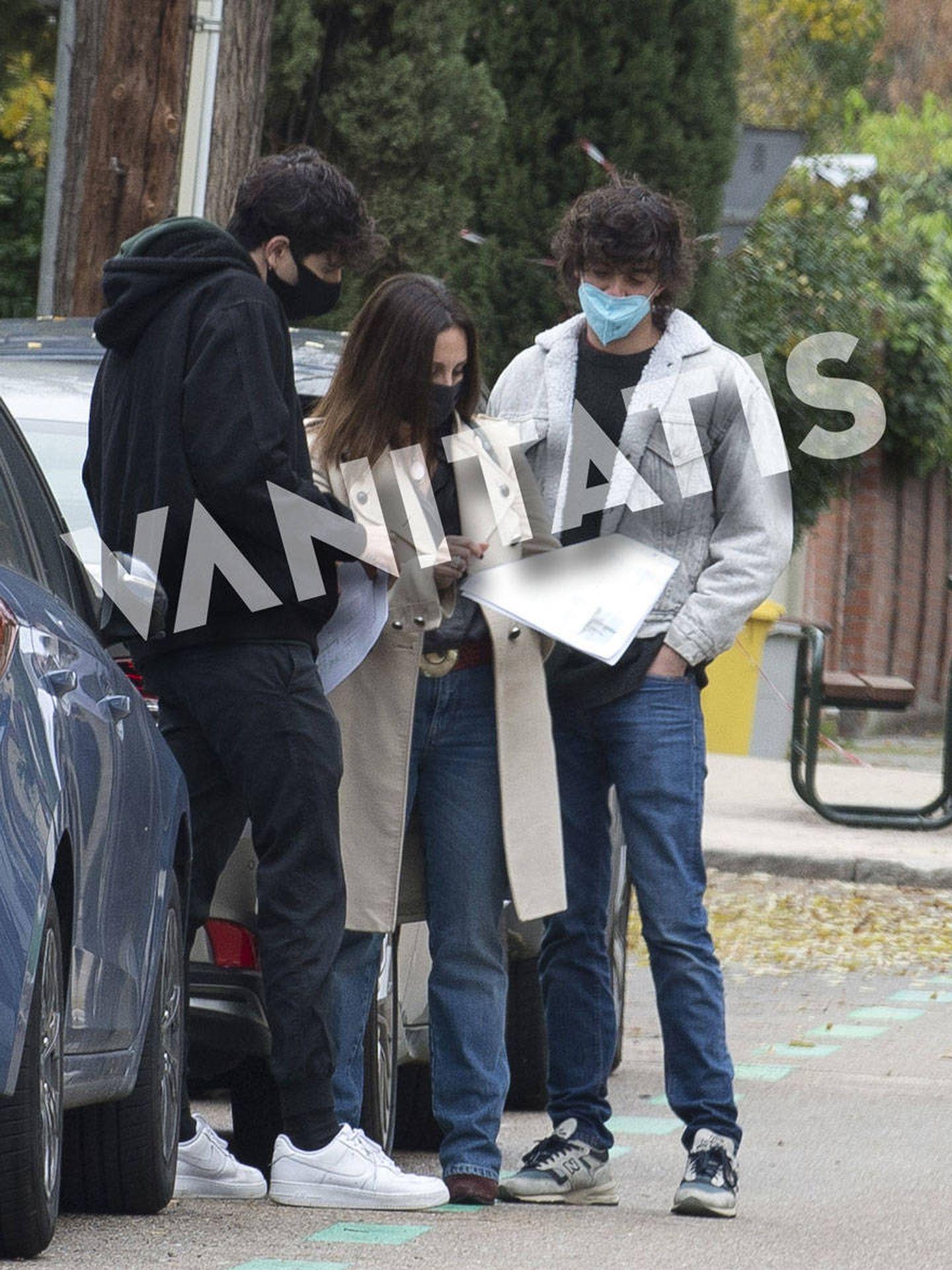 Los Javis buscan casa en Madrid. (Lagencia Press)