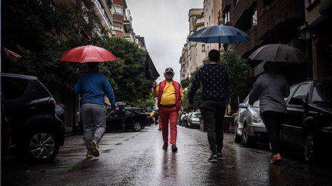 El Gobierno despliega un dispositivo policial en la calle Núñez de Balboa de Madrid
