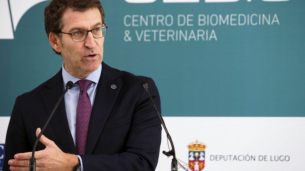 Feijóo pone de los nervios al PP gallego: apura sus cartas para suceder a Rajoy