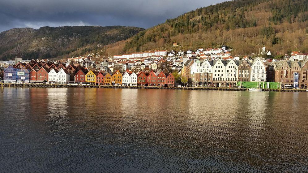 Foto: Bergen. Foto: Capriles