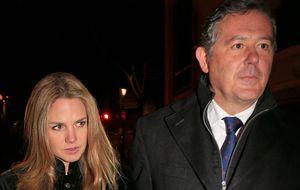 Michavila y Genoveva oficializan su amor en las calles de Madrid