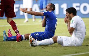 FIFA sanciona a Luis Suárez con 9 partidos y le inhabilita 4 meses