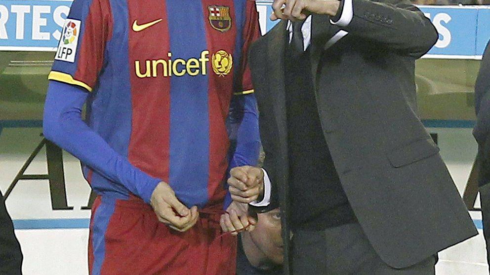 Busquets : Sólo mi mujer y Guardiola pueden hacer que deje el Barcelona