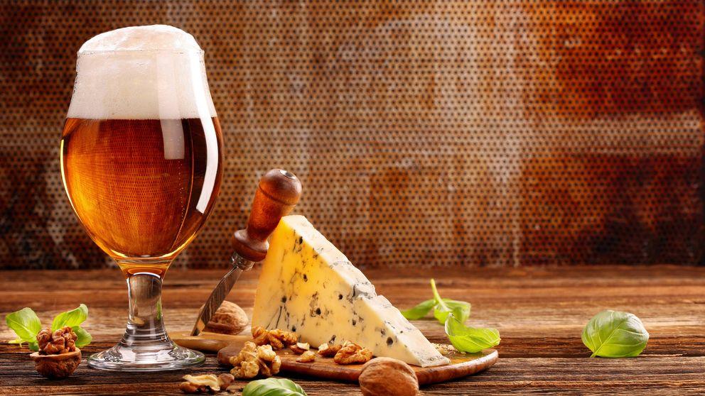 Queso y cerveza, la combinación perfecta para el aperitivo