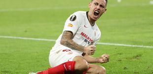 Post de La conexión Banega-Ocampos continúa: el Sevilla jugará el domingo contra el United