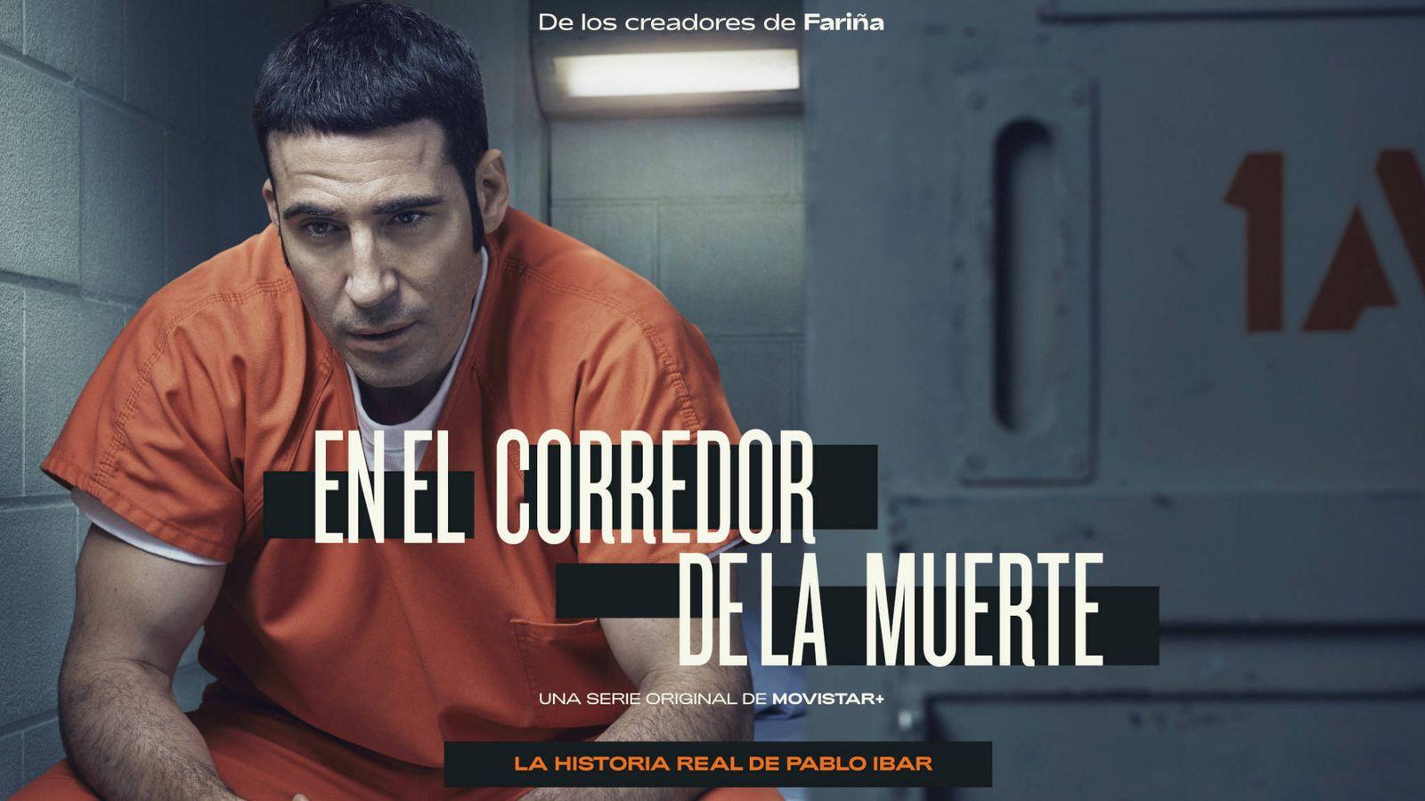 Foto: Cartel de 'En el corredor de la muerte'. (Movistar )