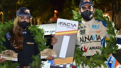 Muere Laura Salvo, copiloto española de 21 años en el Rally de Marinha Grande