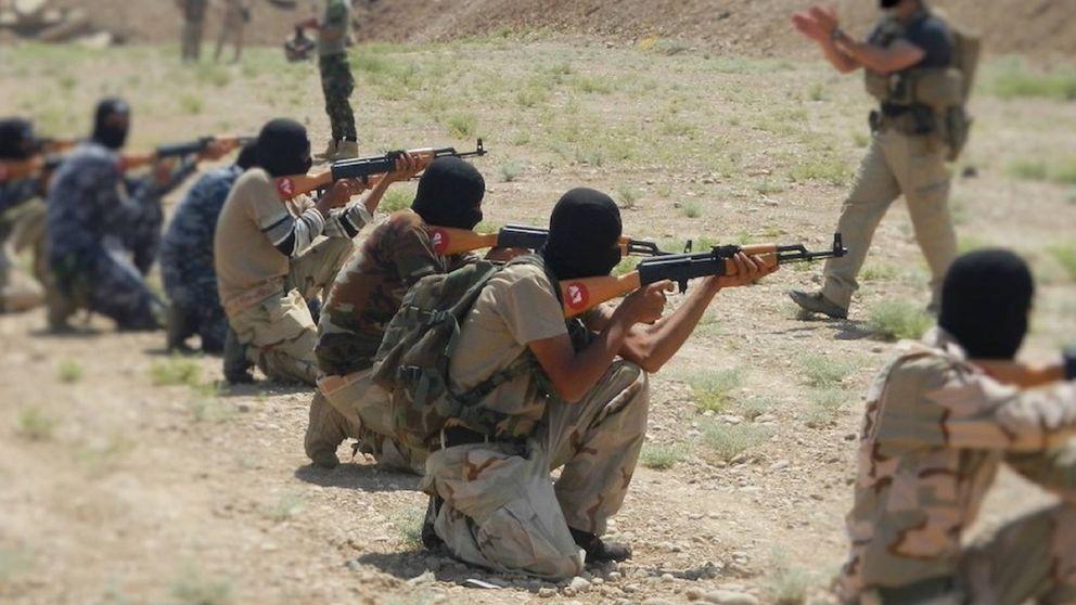 Una unidad de las Fuerzas Especiales españolas, a las puertas de Mosul