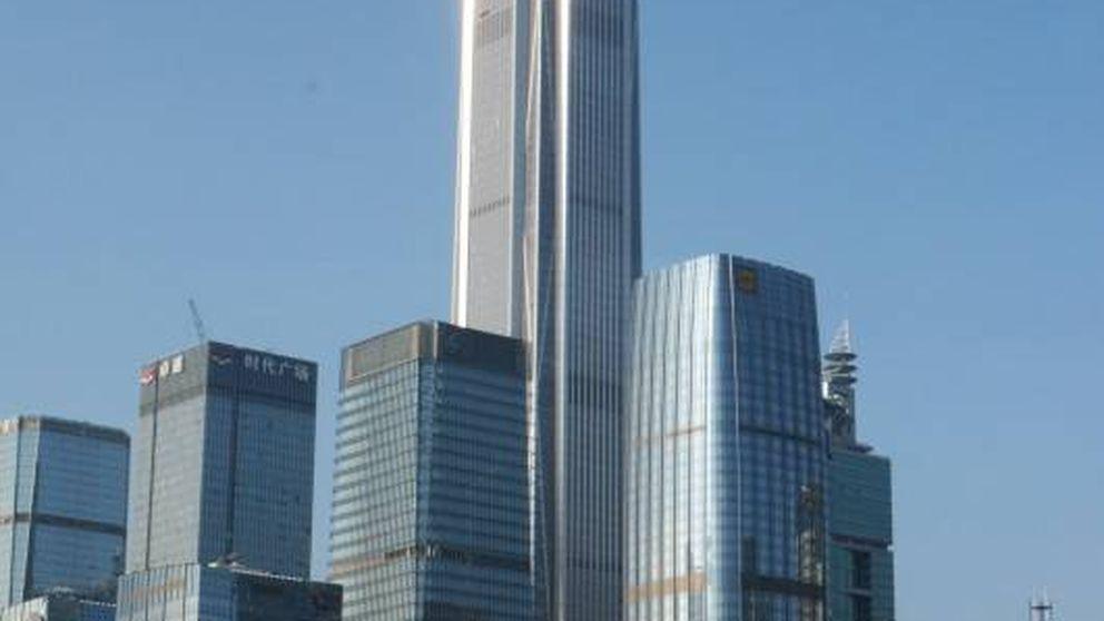 2017, un año récord de construcción de rascacielos de más de 200 metros