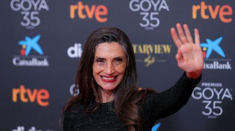El encontronazo del marido de Ángela Molina con una fotógrafa