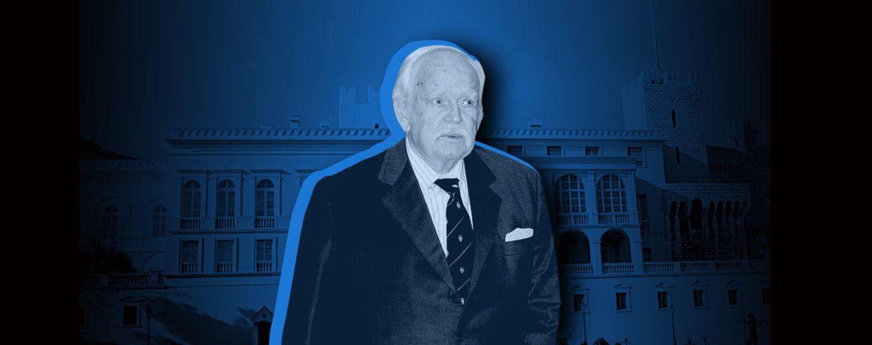Foto: El fallecido príncipe Rainiero de Mónaco (Montaje: Vanitatis)