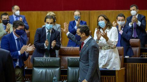 Juanma Moreno tiene la batuta y solo Sánchez se la puede quitar