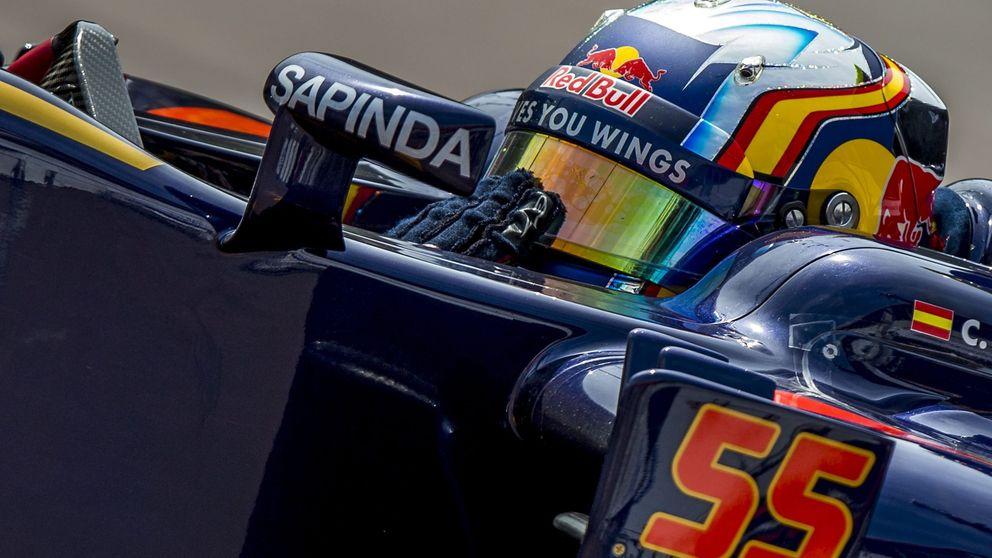 Carlos Sainz sigue hinchando el globo: araña a Ferrari y dobla al compañero