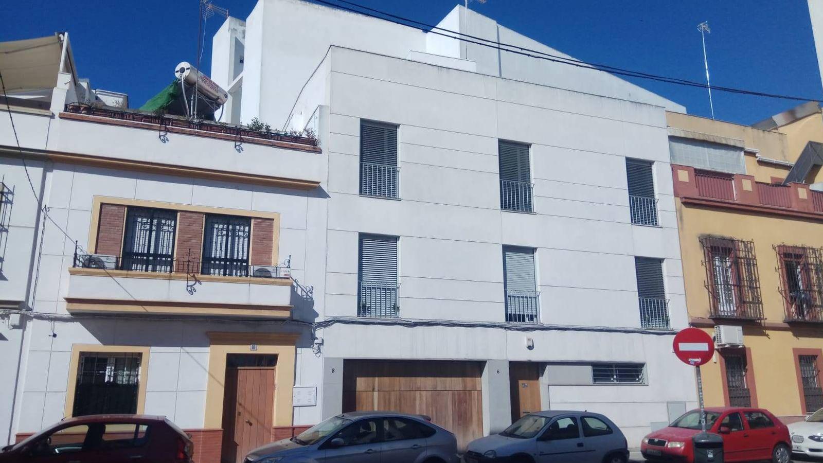 Foto: Centro de inmigrantes en la zona de la Macarena en Sevilla. (EC)