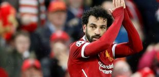 Post de La Roma sale con algo de vida del festival ofensivo de Salah y el Liverpool