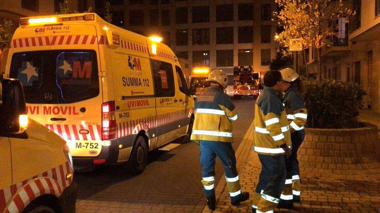 Mueren dos niños en un incendio en Getafe e investigan el posible suicidio del padre