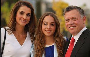 Rania de Jordania presume de hija en Instagram