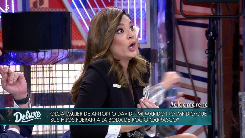 'Deluxe' | Raquel Bollo pierde los papeles y embiste a Rocío Carrasco: Me indigna