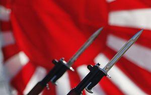 Japón se rearma para contrarrestar la creciente amenaza China