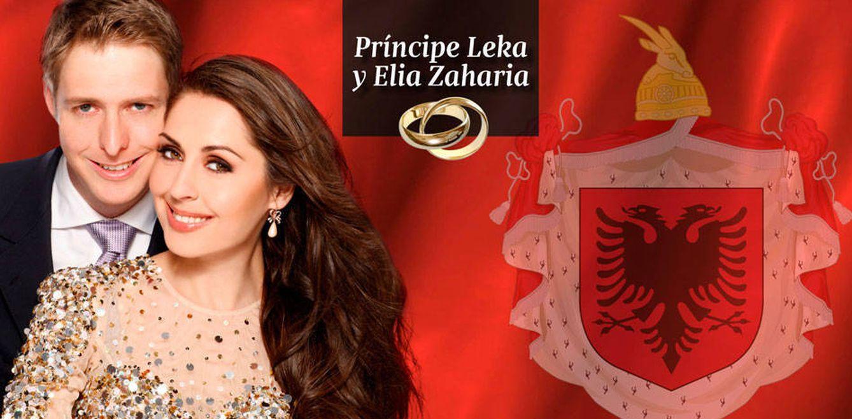 El príncipe Leka de Albania, de luna de miel en España, es agasajado por la jet madrileña