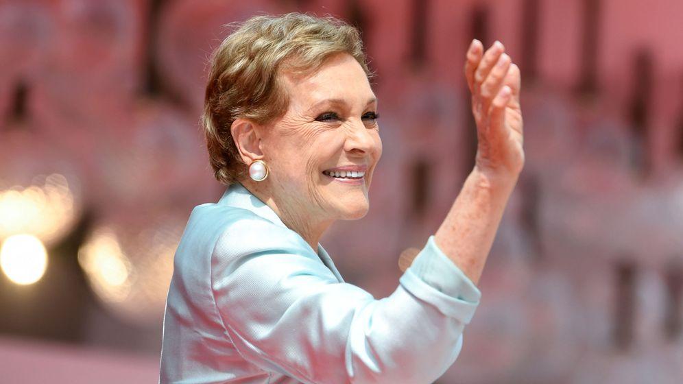 Foto: Julie Andrews, en una imagen de archivo. (Reuters)