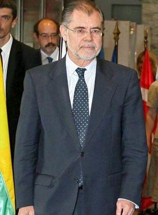 Foto: El ministro Bermejo, 'telonero' del Dúo Dinámico