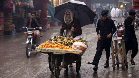 Tormenta en Pakistán