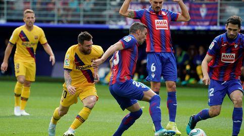 FC Barcelona - Eibar en directo: resumen, goles y resultado